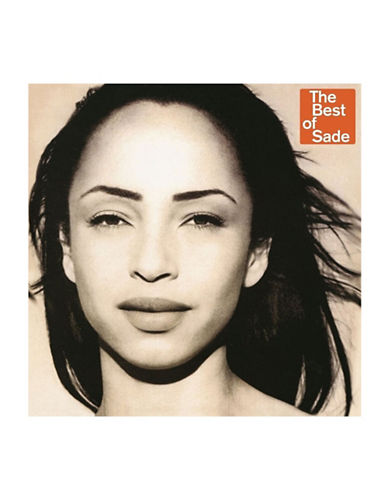 Vinyl Sade - The Best of Sade-BLACK-One Size
