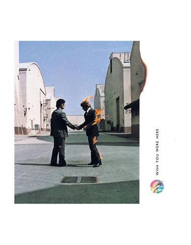 Vinyl Pink Floyd - Wish You Were Here Vinyl-BLACK-One Size