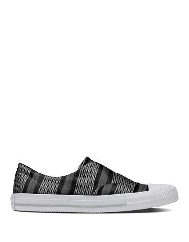 Converse Womens Chuck Taylor All Star Gemma Engineered Slip-On Sneakers-BLACK-8