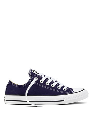Converse Chuck Taylor All Star Seasonal Canvas Sneakers-BLUE-8.5