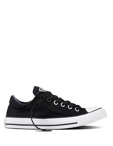 Converse Chuck Taylor All Star Seasonal Canvas Sneakers-BLACK-5