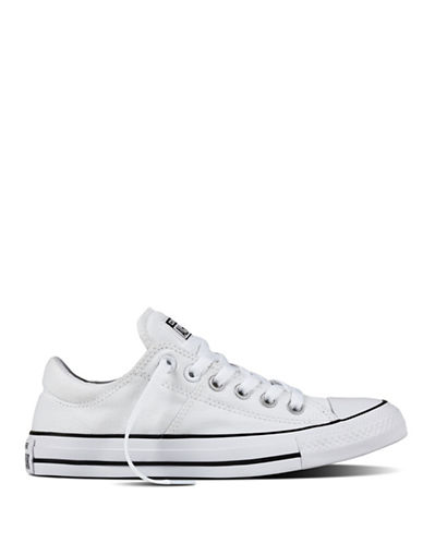 Converse Chuck Taylor All Star Madison Canvas Sneakers-WHITE-6