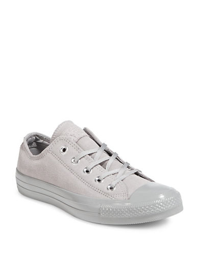 Converse Suede Low-Top Sneakers-DOLPHIN-5