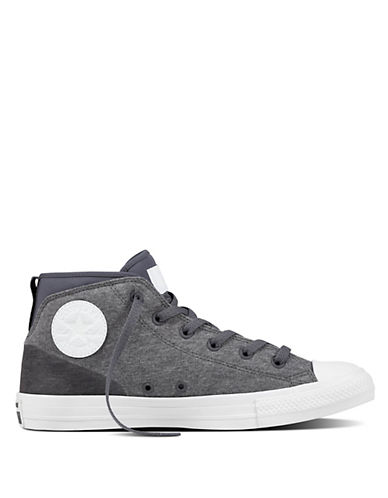 Converse Mens Chuck Taylor All Star Syde Street Mid-Top Sneakers 90075329