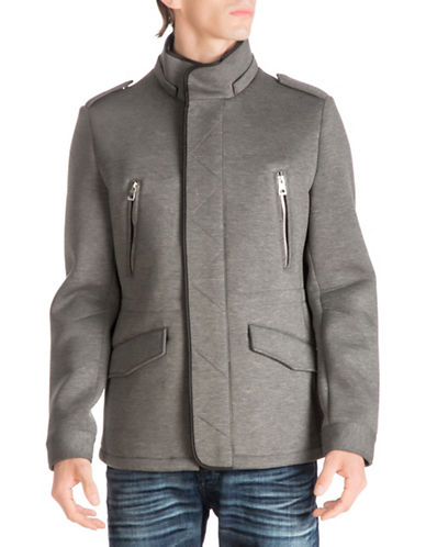 Guess Scuba Jacket-GREY-Large 88439586_GREY_Large