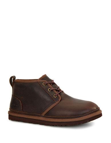 Ugg Neumel Leather Boots-CHINA TEA-8