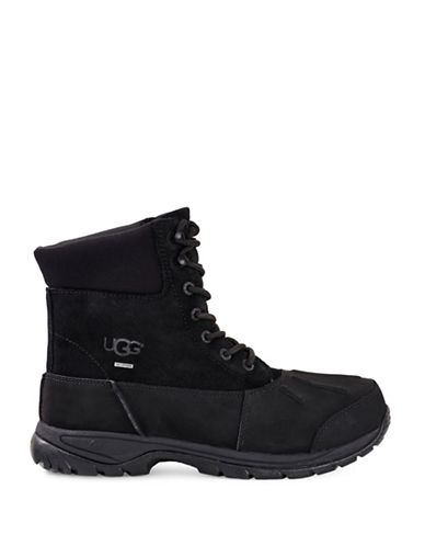Ugg Metcalf Wool-Lined Waterproof Boots-BLACK-7