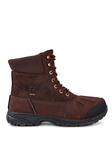Ugg Metcalf Cold Weather Waterproof Boots-BROWN-10