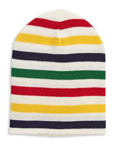HudsonS Bay Company Slouchy Tuque-MULTI STRIPE-One Size