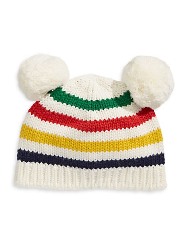 HudsonS Bay Company Cubby Baby Multistripe Tuque-MULTI-0-6 Months