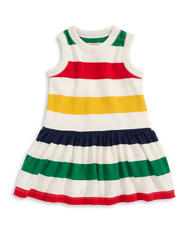 HudsonS Bay Company Baby Onesie Dress-MULTI-3-6 Months