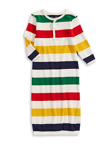 HudsonS Bay Company Baby Newborn Gown-MULTI-COLOURED-One Size