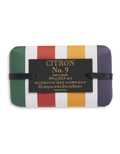 HudsonS Bay Company Citron No. 9 Luxury Soap-WHITE-One Size