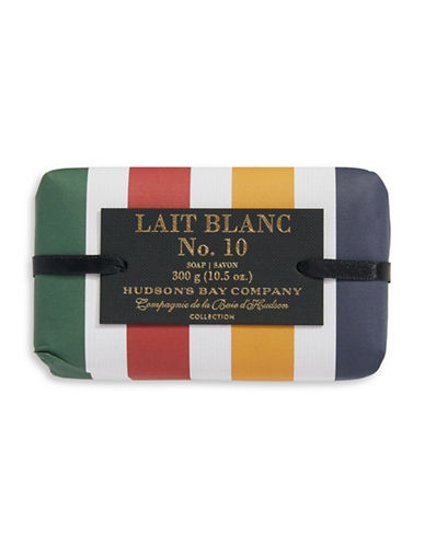 HudsonS Bay Company Lait Blanc No. 10 Luxury Soap-WHITE-One Size