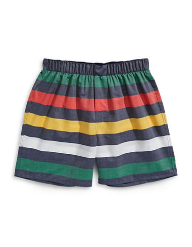 HudsonS Bay Company Boxer Shorts - Men-MULTI-Small