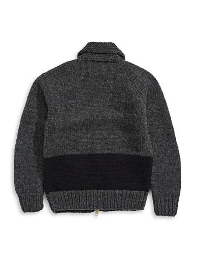 Brands Sweaters Hand Knit Sweater Men Hudsons Bay