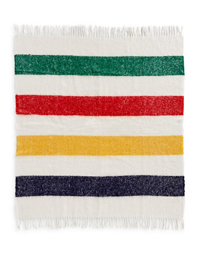 HudsonS Bay Company Perfect All Season Throw-MULTI-One Size