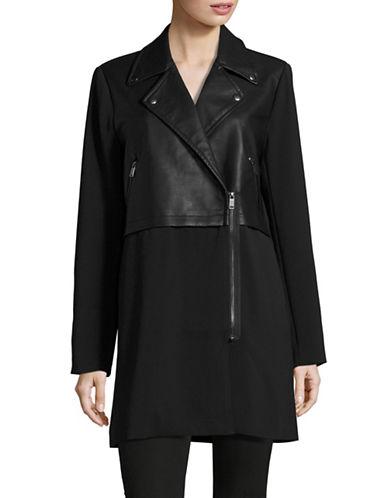 Highline Collective Long Combo Moto Jacket-BLACK-Small 88511258_BLACK_Small