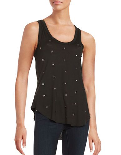 Highline Collective Studded Tank-BLACK-Small 88511475_BLACK_Small