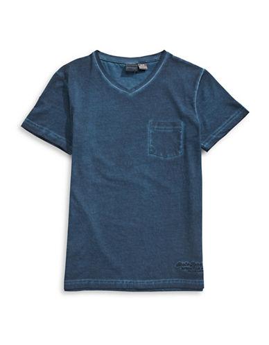 Manguun Washed Pocket T-Shirt-BLACK-Small 88891893_BLACK_Small