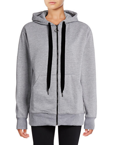 Highline Collective Zip-Up Hoodie-GREY-X-Large 88915901_GREY_X-Large