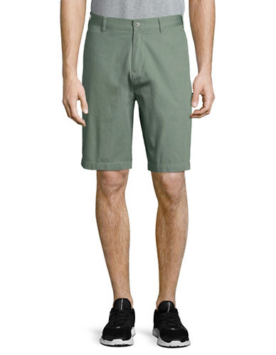 Stussy Classic Gramps Shorts-GREEN-Large
