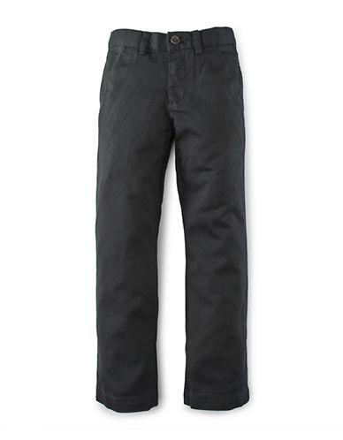 Ralph Lauren Childrenswear Denim Slim Fit Pants-POLO BLACK-4T
