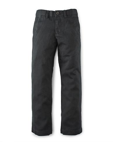 Ralph Lauren Childrenswear Denim Slim Fit Pants-POLO BLACK-3T
