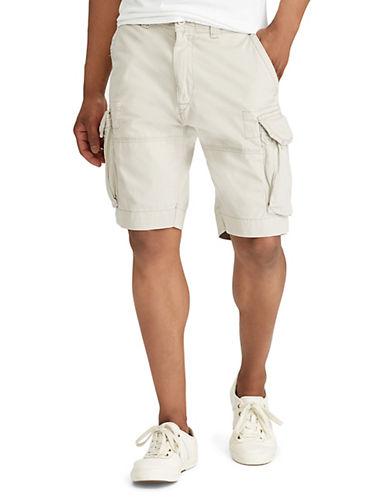 Polo Ralph Lauren Geller Cargo Shorts-CLASSIC STONE-34