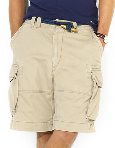 Polo Ralph Lauren Classic Cargo Short-TAN-30