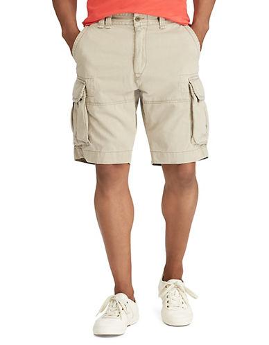 Polo Ralph Lauren Geller Cargo Shorts-HUDSON TAN-40