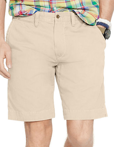 Polo Ralph Lauren Relaxed Fit Twill Surplus Short-SPRING BEIGE-34