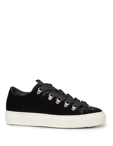 Allsaints Bailey Low Top Sneakers-BLACK-EUR 38/US 8