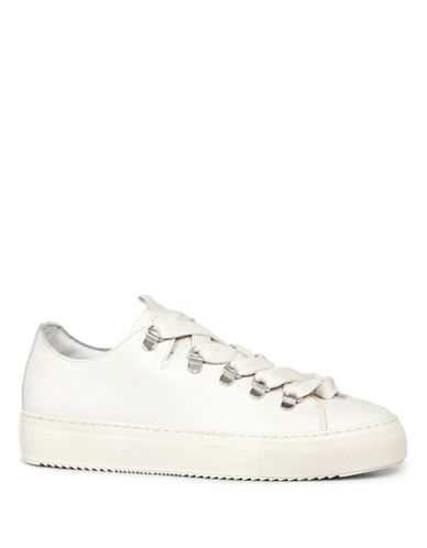 Allsaints Bailey Low Top Sneakers-CHALK WHITE-EUR 41/US 11