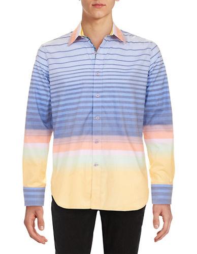 Robert Graham Peach Springs Long Sleeved Shirt-MULTI-Medium