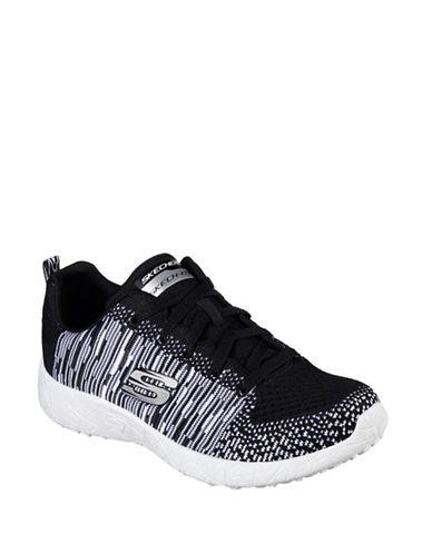 Skechers Burst Ellipse Sneakers-BLACK-10 88865185_BLACK_10