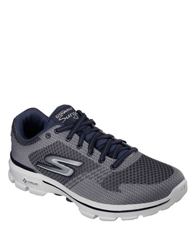 Skechers Low Impact Go Walk Sneakers-CHARCOAL-11 88221861_CHARCOAL_11