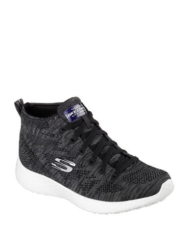 Skechers Burst Divergent Sneakers-BLACK-10 88865209_BLACK_10