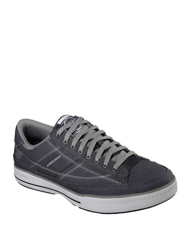 Skechers Arcade Chat Sneakers-CHARCOAL-10