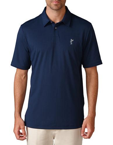 Adidas Ashworth EZ Tech 2 Interlock Solid Golf Shirt-NAVY-X-Large 88332660_NAVY_X-Large