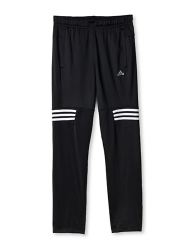 Adidas Base Knit Pants-BLACK-Large 88779333_BLACK_Large