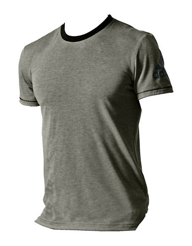 Adidas Prime T-Shirt-GREY-Medium 88889505_GREY_Medium