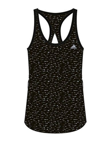 Adidas Keyhole Tank Top-BLACK-Medium 88468820_BLACK_Medium