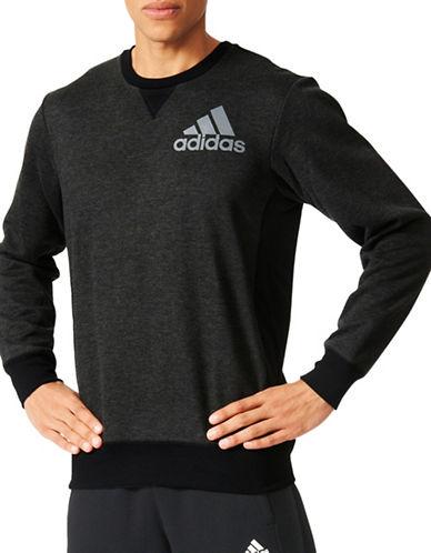 Adidas Prime Crew Sweatshirt-BLACK-Large 88905209_BLACK_Large
