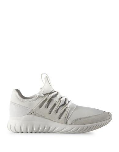 Adidas Tubular Radial Shoes-CRYSTAL WHITE-13 88458476_CRYSTAL WHITE_13