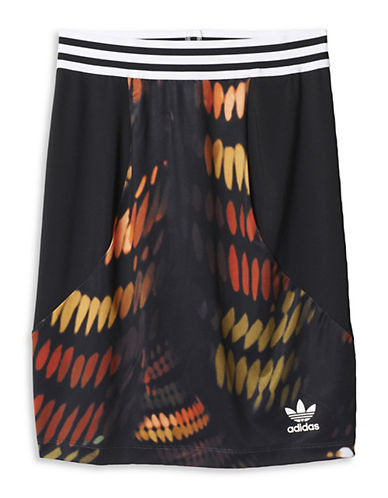 Adidas Printed Overlay Active Skirt-MULTI-Large 88320680_MULTI_Large