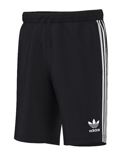 Adidas Super Star Shorts-BLACK-Large 88282303_BLACK_Large