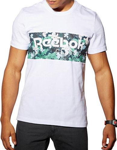 Reebok Graphic Logo Print T-Shirt-WHITE-Medium 88382283_WHITE_Medium