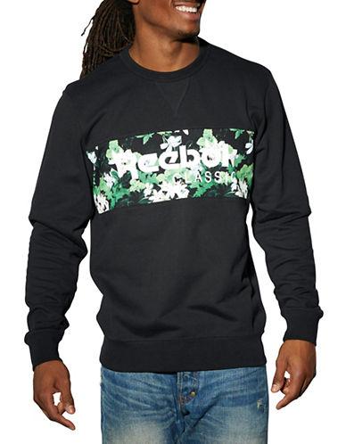 Reebok Graphic Logo Print Sweatshirt-BLACK-XX-Large 88382291_BLACK_XX-Large