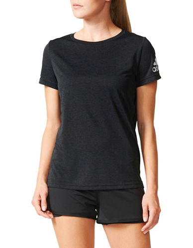 Adidas ClimaChill Double-Knit T-Shirt-BLACK-Small 88791512_BLACK_Small